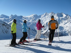 Skifahren 43