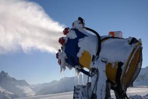 Skigebiete müssen einen grossen Ausgleich leisten für ihre Klimaneutralität.