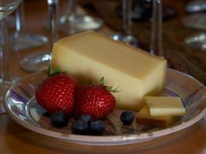 Der Appenzeller Käse ist in vielen regionalen Spezialitäten enthalten.