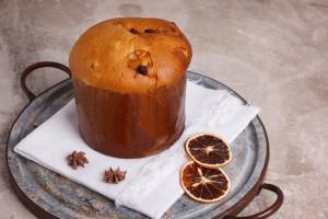 Panettone ist ein beliebter Nachtisch zu Weihnachten.