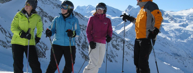 Skifahren 45