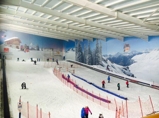 snow-centre